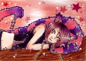 163 Cheshire grin by ChemicalIceTea