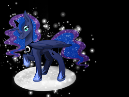 Princess of the Night by ThaMutt