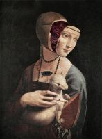 Lady with an Ermine? by Darin69