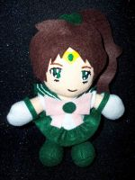 Sailor Jupiter by TashaAkaTachi