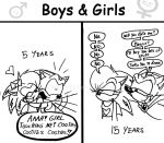 Boys and Girls by SonicMaster23