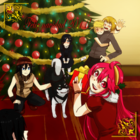 Merry Chrystmas 2011 by Saku-shii