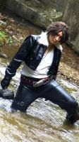 Squall 2 by Dolly-chan