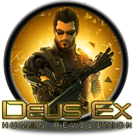 Deus Ex Button by GAMEKRIBzombie