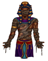Pharaoh Mummy by xvisualkeix