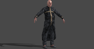 OUTLAST WHISTLEBLOWER DLC -FATHER MARTIN- by OoFiLoO