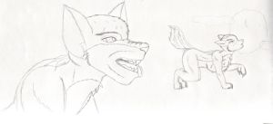 Werewolf TF - First Sequence 7 by TimidTabby84