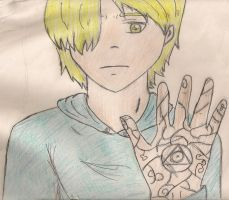 """Lonely"" Jace, City of Bones by TheOnlyBandGeek99"