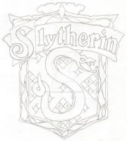 Slytherin by TheMagicianLord