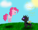 Cover Art - A Changeling that Changed by ShadowWeaver97