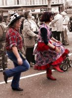 Country Dancers by AmauryB