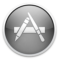 Grey App Store Icon by TheArcSage
