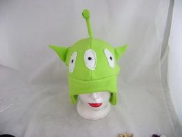 Toy story Alien by wolffang56