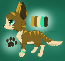 Wolf - offer to adopt - CLOSED by Ivon-adopts