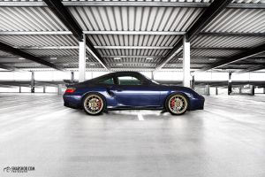 Porsche 911 Turbo by mystic-darkness