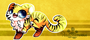 :Come on and here me ROAR!: by PrePAWSterous