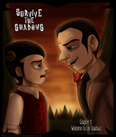 Survive the Shadows Chapter 1 by Aileen-Rose