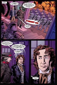 Doctor Who: Fade Away Page 5 by ShawnVanBriesen