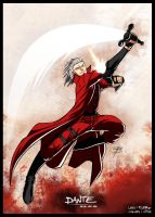 DMC by FoORay Colored by stfun
