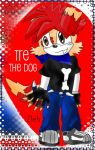 AT: Tre The Dog by Zleh
