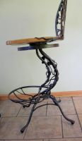 tree barstool 2 by artistladysmith