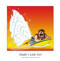 Daddy's Little Girl by montalvo-mike