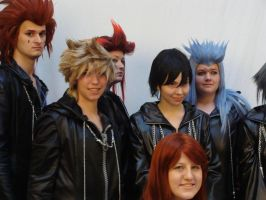 Kingdom Hearts Meetup Taiyou Con 2 by forevermagik