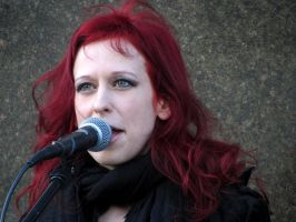 Indica, acoustic gig @ Kotka 2013 02 by Wolverica