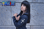 Nico Robin Cosplay: Ready to fight by MomoeHamaguchi