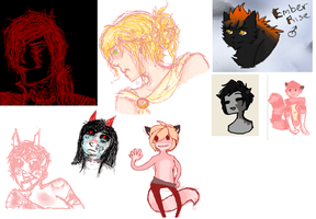 iScribble dumpitydump by ninelivestwice