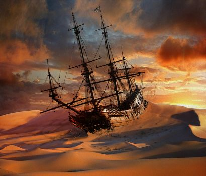 The Black Pearl by jackodeco