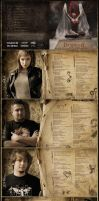 Dysonans Booklet by evisceration