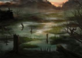 Swampland by unikatdesign
