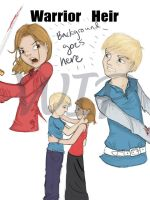 warrior heir by KatiePan