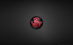 Wallpaper - Madara's Sharingan 'Edo Tensei' Logo by Kalangozilla
