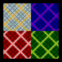 Uniform House plaids by Elysian-Academy