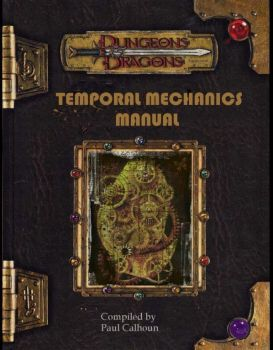 Temporal Mechanics Manual V9 by chiscringle