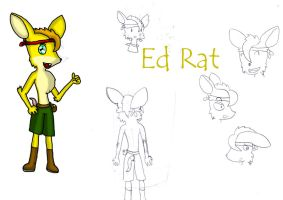 Ed Rat-New Style by GirlCrash97