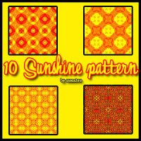 10 sunshine pattern by Sweet83