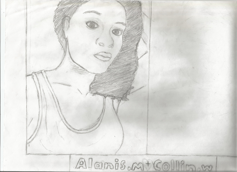 Alanis by collin1088