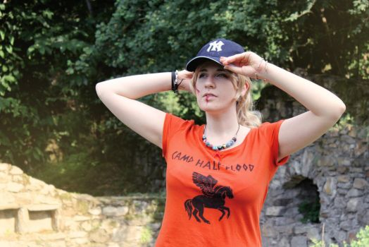 Annabeth Chase by Aires89