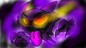 Haunter in the Shadows by ProjectYOSHIKrueger