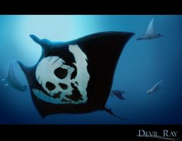 Devil Ray by blayrd
