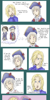 APH- 'Compensations' by Frostpebble