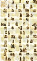 Star wars cards-complete by okani