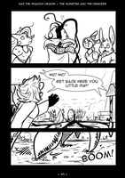 The Monster and the Princess - Page 39 by Thalateya