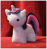 MLP - Itsy-Pony Twilight Sparkle by mihoyonagi