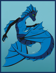 Commission: Deep Sea Changes 04 by evilkitsune71290