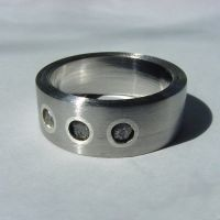 jason's wedding ring by noformdesign