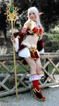 Lineage II: meeting point by YurikoCosplay